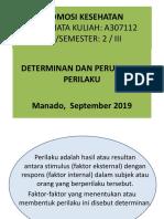 Determinan dan Perubahan Perilaku semester 3.pptx