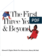 The First Three Years and Beyond. Brain Development and Social Policy by Professor Edward F. Zigler.PDF