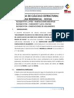 01_memoria de Cálculo Estructural_zona Residencial