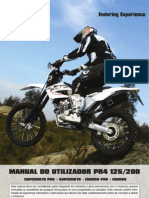 AJP MOTOS - PR4 Manual do Utilizador