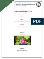Tarea 3 Factores de Riesgo Maternos