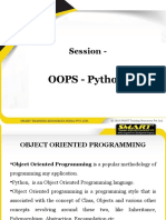 OOPS Python