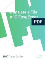 Translate a file in easy 10 steps