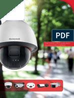 Honeywell Cameras - Brochure