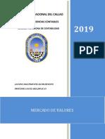 Mercado de Valores - Diaz Pimentel David Ernesto -