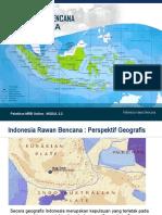 Karakteristik Bencana Di Indonesia