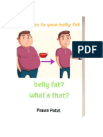 Belly fat? What's that?