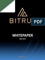 WhitePaperBitrusExchange En