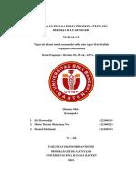 Pemajakan Tenaga Kerja Indonesia (Tki) Yang Bekerja Di Luar Negeri (Kelompok 6) 7a-Ak