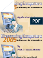 Software Application 2019