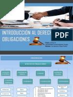 DERECHO DE OBLIGACIONES PERÚ