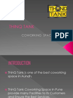 THINQ TANK - Co Working Space in Aundh