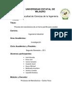 Proyecto Parrilla