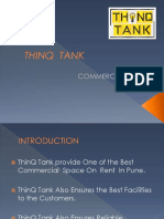 THINQ TANK - Commercial Space on Rent in Pune