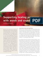 Art en HealingprocessPohl Hauptma 12 2017
