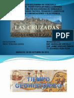 Diapositivas Las Cruzadasssss