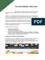 The Power of Pre and Probiotics Halecraze.com