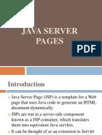 Java Server Pages_Final