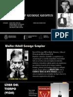 4. Walter Gropius