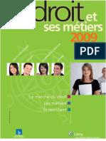 20090209 Le Droit Et Ses Metiers