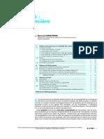 Managerment de l'Entreprise - Comptabilité - Analyse Financière