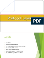 Protocol Layering