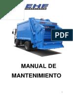 Manual de Mantenimiento Compactadoras Ehf
