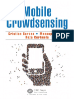 Borcea, Cristian_ Curtmola, Reza_ Talasila, Manoop - Mobile Crowd Sensing (2017, CRC Press)