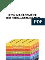 w 1 Risk Based on Iso 31000