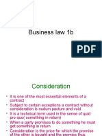 Business Law 1b