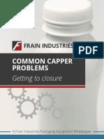 Common Capper Problem