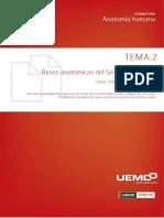 UEMC - Unidad didactica - Sistema Nervioso
