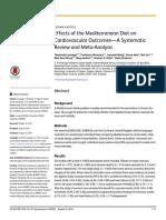Jurnal Mediteranian Diet 2016