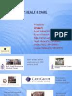 CareGroup Group N