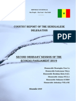 ENG Country Report of Senegal 2nd Ord Session Nov-Dec 2019