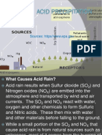 Acid Precipitation Sscience