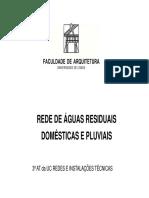 0003b Esgotos Domesticos+Pluviais [Compatibility Mode]
