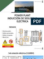 Induccion de Seguridad Electrica
