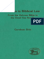 336910510-Gershon-Brin-Studies-in-Biblical-Law-From-the-Hebrew-Bible-to-the-Dead-Sea-Scrolls-JSOT-Supplement-Series-1994-pdf.pdf