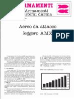 Aereo Da Attacco Leggero Amx.dic83