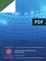 UEFA 2018 Regulations