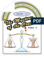 03 # the Mystery of the Cross Part - 2