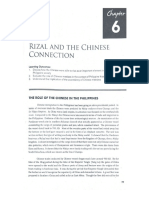 Rizal and Chinese Connection