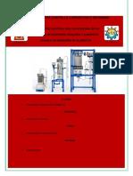 Destilacion en La Industria de Alimentos