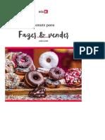 Donuts Para Fazer e Vender