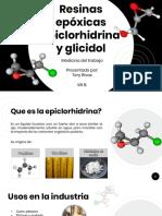Epiclorhidrina y Glicidol [Autoguardado]