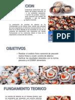 CONCHA DE ABANICO