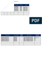 Draft Template_Gen Col and Utilization