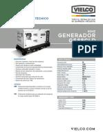 Ficha Gen Gs88cld-50hz