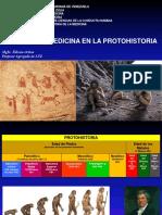 Tema N° 2. La Medicina en la Protohistoria (2016)